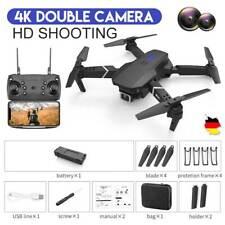 Mini Faltbar WIFI Drohne Mit 4K HD Kamera Quadrocopter RC Drone Selfie FPV+Akku