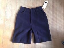 SHORT CACHAREL T. 34/36 Marine Neuf!