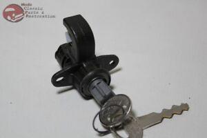 Ford Bronco II Ranger Pickup Truck Glovebox Lock Cylinder Set Kit w Keys