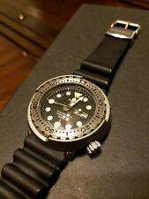 Seiko SBBN017 Tuna Men's Quartz Dive Watch with Full Kit