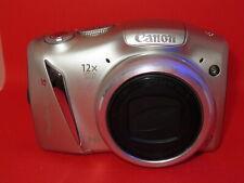 Canon PowerShot SX130 IS 10.0MP Digital Camera - Black