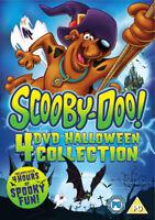 Scooby-Doo: Halloween Collection DVD (2016) Paul McEvoy cert PG 4 discs