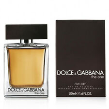 THE ONE FOR MEN de DOLCE & GABBANA - Colonia / Perfume 50 mL - Man / Uomo / Him