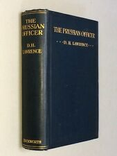New ListingThe Prussian Officer & Other Stories - D. H. Lawrence (1914 First Edition) Vg hb