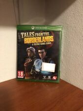 Tales From The Borderlands (Microsoft Xbox One) PAL UK Brand New Sealed