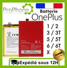 Batterie OnePlus One+ 1 / 2 / 3 / 3T / 5 / 5T / 6 / 6T / X interne 100% Neuve ✅⭐