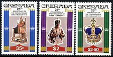 Grenada 1978 Coronation 25th Anniv MNH P14 Set #R514