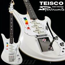 Teisco IKEBE ORIGINAL Spectrum 5 (Pearl White) guitar From JAPAN/456