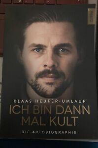 Klaas Heufer Umlauf - Ich bin dann mal Kult, die Autobiografie - 3. Auflage