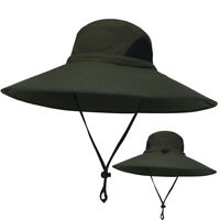 fef025e7d80fa Unisex Polyester Boonie Hat Outdoor Sun UV Protection Bucket Hat Fishing Cap  Hat