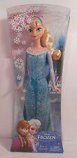 "Doll DISNEY FROZEN ELSA Sparkle Princesses of Arendelle 12"" Original NEW"