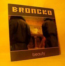 Cardsleeve Single CD BRONCKO Beauty 2TR '01 trance downtempo house BY BONZAI REC