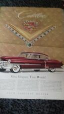 vintage  magazine adverts 4 large sheets vgc