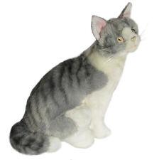 Cat Norwegian Plush Stuffed Soft Toy 30cm/12in Oslo by Bocchetta