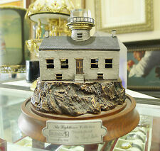LEGENDS SCULPTURES PEWTER Lighthouse Collection NORTH HEAD Sculpture Limited