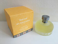 BURBERRY WEEKEND FOR WOMAN Eau De Parfum Natural Spary 100ml : HARDLY USED