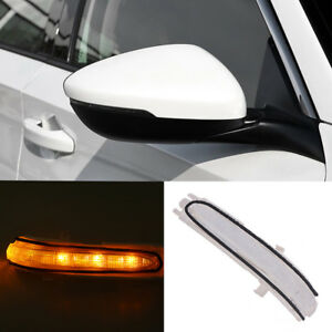 Right Mirror Turn Signal Light Fit For Honda Accord Acura TSX 2004-08 Rearview
