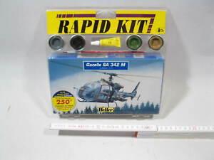 Heller 80284 Gazelle SA 342 M Helicopter 1:72  Box ist eingeschweißt mb11303
