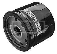 Oil Filter fits RENAULT GRAND SCENIC Mk2, Mk3 1.4 1.5D 1.9D 2004 on B&B Quality