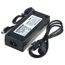 4-Pin 24V DC 6A AC Adapter For Philips Magnavox HD Ready LCD TV DVD Power Supply