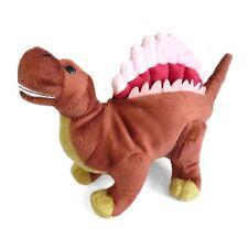 PELUCHE ROSSO Spinosaurus BUONA Giocattolo morbido dinosauro idea regalo bambini