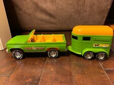 rare NYLINT Stables 1973 vintage Chevrolet Chevy K5 Blazer pickup farm truck 400