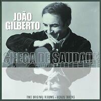 JOAO GILBERTO - JOAO GILBERTO/CHEGA DE SAUDADE   VINYL LP NEU