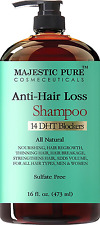 Hair Loss and Hair Regrowth Shampoo for Men & Women From Majestic Pure Offers...