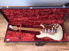 2005 Fender American Deluxe Stratocaster Guitar Cream G&G Hard Case Corona, CA
