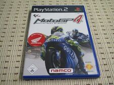 MOTO GP 4 per PlayStation 2 ps2 PS 2 * OVP *