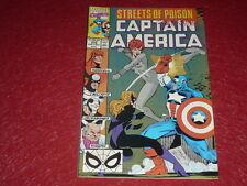 [BD COMICS MARVEL USA] CAPTAIN AMERICA # 376 - 1990