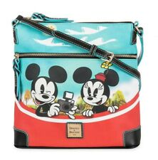 New ListingDooney And Bourke Disney Mickey Minnie Skyliner Crossbody Nwt