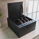 RPNB Gun Safe  DOJ Certified  Biometric Fingerprint Quick-Access Firearm Safety