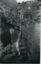 TAHITI c. 1940 - Chute de la Fontana Photo Nordmann  - NV 2086