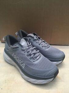 Hoka One One Men's Bondi 7 Running Shoes - UK Size 10