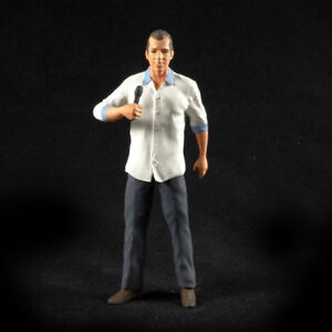 Reporter Kai Figur 1:18 Figurenmanufaktur