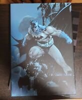 ABSOLUTE BATMAN HUSH OVERSIZED SLIPCASE HARDCOVER Jim Lee DC Comics HC OOP RARE