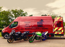 Motorcycle Transport, Collection & Delivery Courier Motorbike Transportation UK