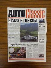 Auto Classic Newspaper: July 25 1990: Saloon Cars