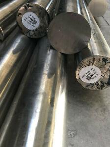 500mm lang D 20mm Zuschnitt Edelstahl Rund 1.4301