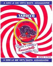 TAROCCO - BAMBI - FILIPPO E CARMELO ZUCCARELLO - PALAGONIA - CATANIA  (29)