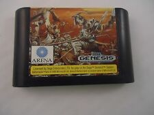 Battle Master (Sega Genesis, 1991) game Works! Battlemaster