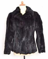 Hüftlange Damenjacken & -mäntel mit Pelz für M