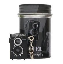 20% Lomography  Lubitel 166+  Miniature Camera Keychain in Tin Film Case