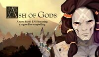 Ash of Gods: Redemption *Steam Digital Key PC/MAC/Linux* ☁Fast Delivery☁