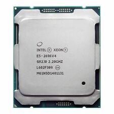 Intel Xeon E5-2696 v4 OEM CPU 2.2GHz 22-Core Max 3.7GHz Faster Than  E5-2699 v4