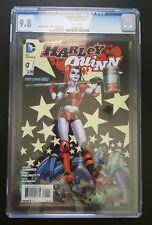Harley Quinn #1 - Amanda Conner cover -  (February 2014, DC) - CGC 9.8