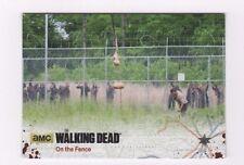Walking Dead 4 part 2 mini master base set 1-72 + 3 insert sets 94 total cards
