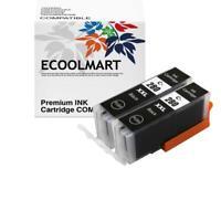 2 pk PGI280XXL Black ink Cartridge for Canon TS6120 TS8120 TS9120 Printer