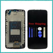 For LG K10 K420 2016 Replacement Touch Screen LCD Assembly Black UK Seller OEM